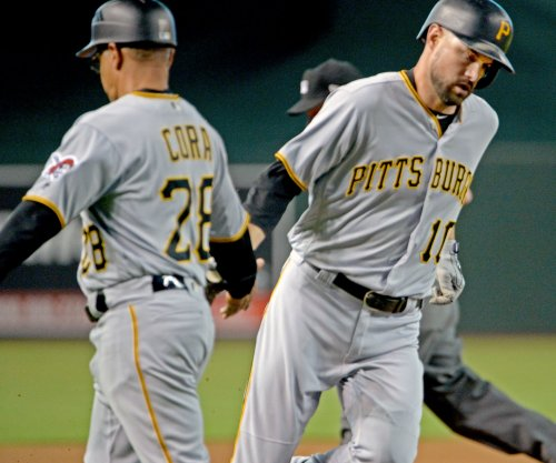 Pirates search for consistency against Dodgers