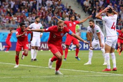 England's Harry Kane responds to winning World Cup Golden Boot