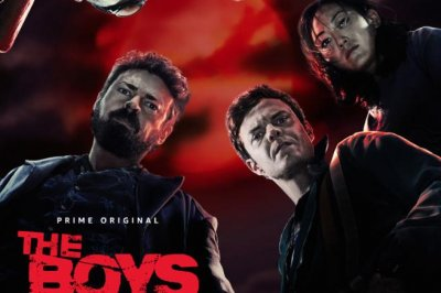 'The Boys' Amazon series poster is comic book-accurate