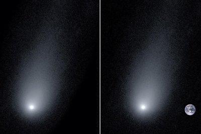Hawaiian observatory captures closeup of interstellar comet