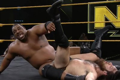 WWE NXT: Keith Lee earns North American title match