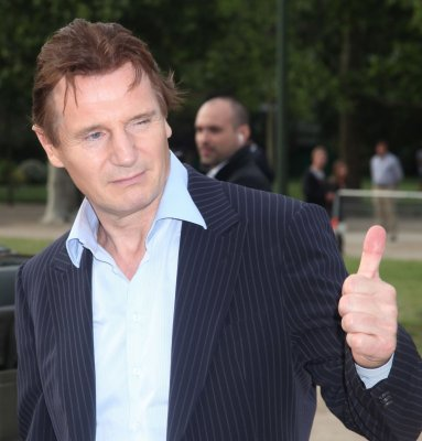 Report: Neeson has a new girlfriend
