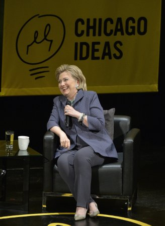 Hillary Clinton says the Bible helped shape who she is today