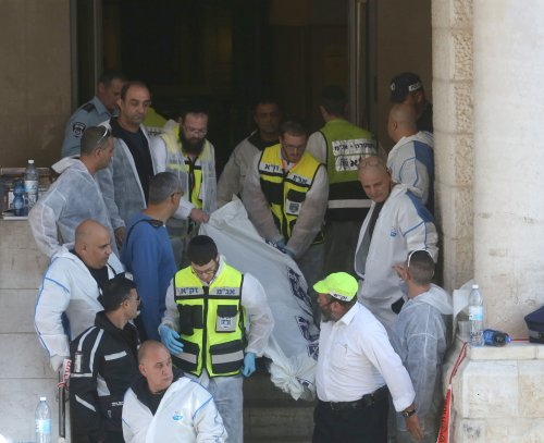 Five Israelis killed in Jerusalem synagogue attack; victims have U.S., British citizenship