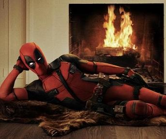 Ryan Reynolds shares photo in official Deadpool costume