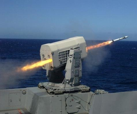 U.S. Navy grants IOC status to missile variant