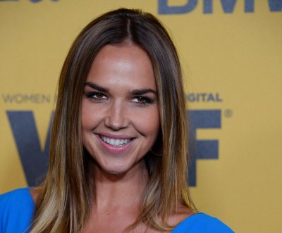 Arielle Kebbel joins 'Fifty Shades Freed'