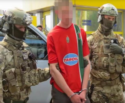Ultranationalist arrested for plotting attacks during Euro 2016 soccer tournament