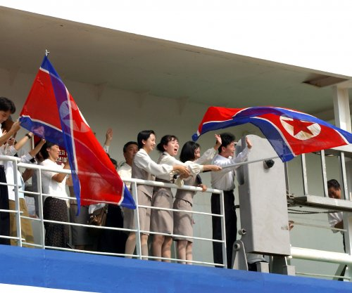 North Korea ferry to resume service to Russia