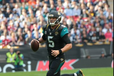 Jacksonville Jaguars name Blake Bortles starting QB