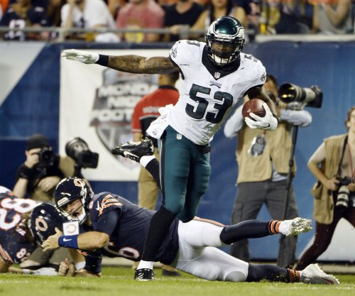 Philadelphia Eagles excelling stopping the run
