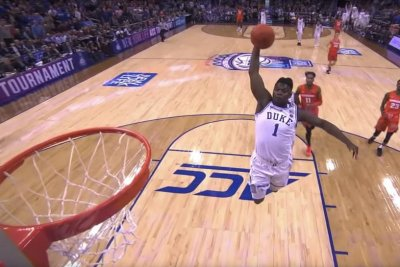 ACC Tournament: Zion Williamson goes 13-13 from field as Duke slams Syracuse