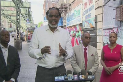 New York councilman dubbed world's tallest politician