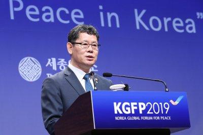 South Korea calls for 3rd U.S.-North Korea summit