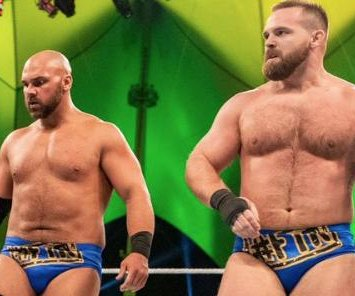 Dash Wilder, Scott Dawson of The Revival released from WWE