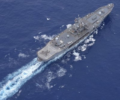 USS Blue Ridge breaks record with 65-day underway record