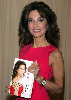 Susan Lucci regroups after cancellation