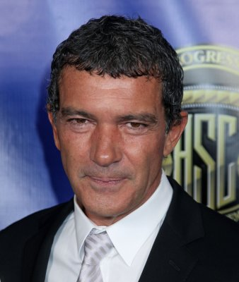 Antonio Banderas to play pirate in 'SpongeBob' movie