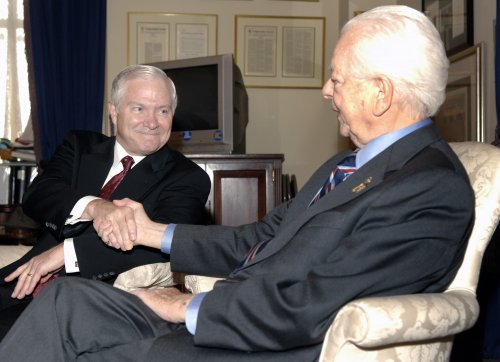 Sen. Byrd hospitalized with infection