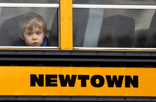 The Year in Review 2012: Sandy Hook rampage sparks gun control debate anew
