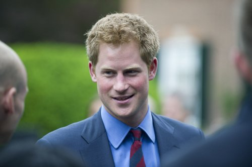 Prince Harry, Ryan Lochte race in Vegas