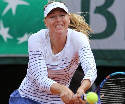 Maria Sharapova, Ana Ivanovic reach 4th round at the French Open