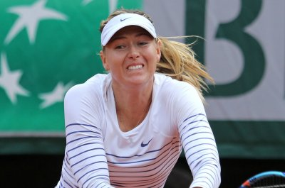 Maria Sharapova, Ana Ivanovic reach 4th round at the French Open