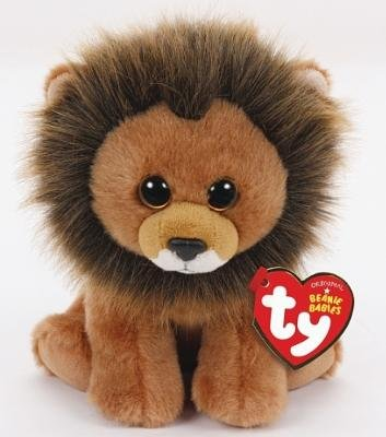 Ty Inc. releases Cecil the Lion Beanie Baby