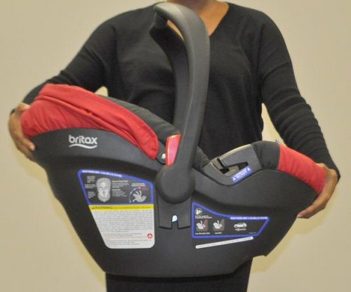 Britax recalls nearly 76,000 B-Safe infant car seats over broken handles