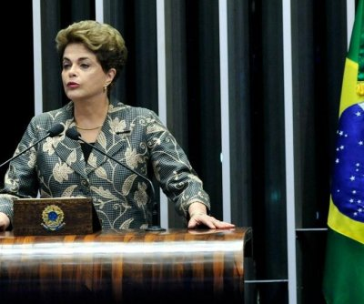 Brazil's President Dilma Rousseff on impeachment: 'Democracy will be damned'