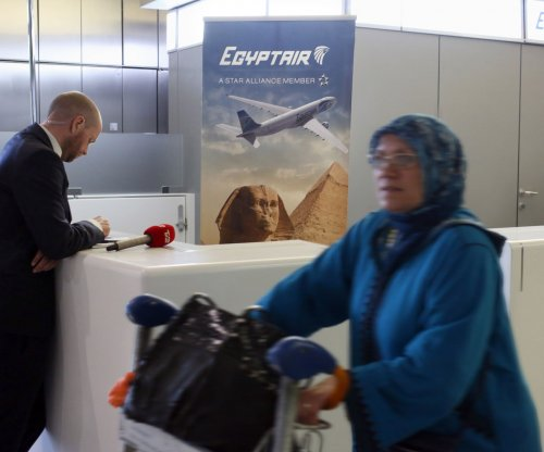 Investigators: EgyptAir fire, crash may have been caused by overheating cellphone