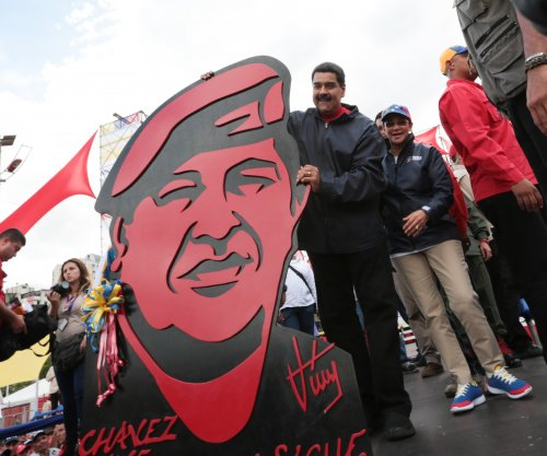 Amid protests, Venezuelan president calls for new constitution