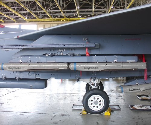Raytheon awarded contract for upgrades to Small Diameter Bomb