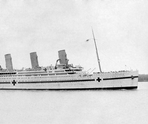 On This Day: Mine sinks HMHS Britannic during WWI