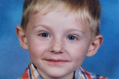 Body found in N.C. creek identified as 6-year-old Maddox Ritch