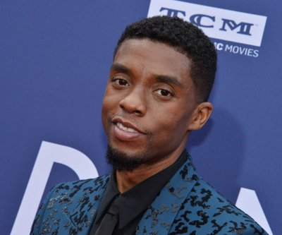 Chadwick Boseman: 'I never saw myself doing superhero movies'