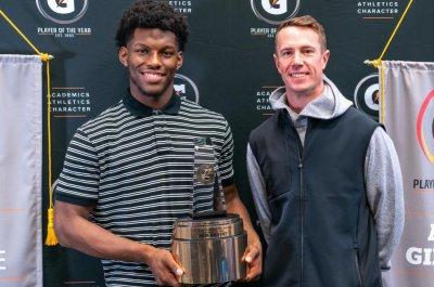 Marietta's Arik Gilbert wins Gatorade National Football Player of the Year