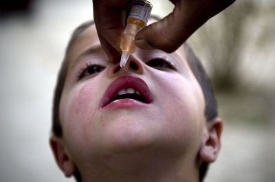 Polio vaccines return in Afghanistan, Pakistan after COVID-19 hiatus