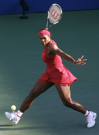 Serena, Jankovic reach U.S. Open final