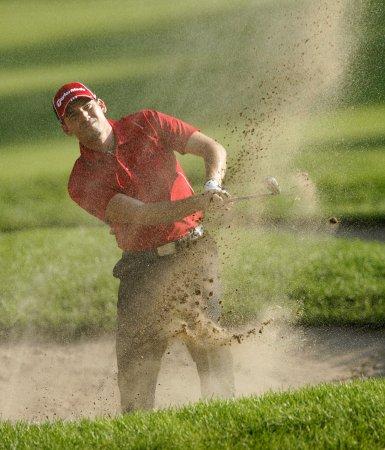 Garcia, Drysdale share Madrid Masters lead
