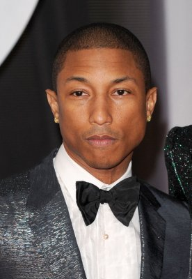 Pharrell Williams on looking so young at 40: 'I wash my face'