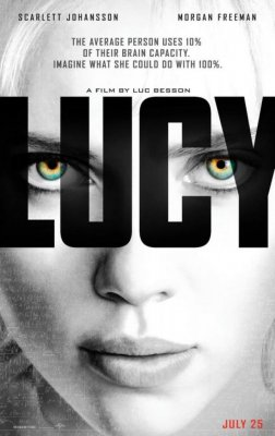 Scarlett Johansson is a crazy first-time driver in new 'Lucy' clip