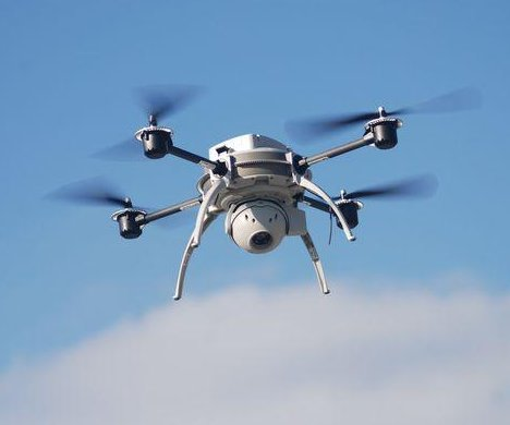 U.S. military seeks new UAV perception technology