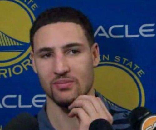 Thompson scores 42 as Golden State Warriors down Memphis Grizzlies