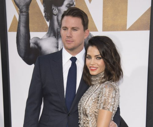 Jenna Dewan stuns at 'Magic Mike XXL' premiere