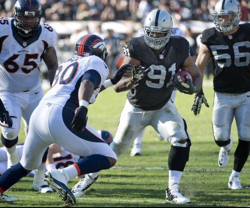 Oakland Raiders prepare to move on without Justin Tuck