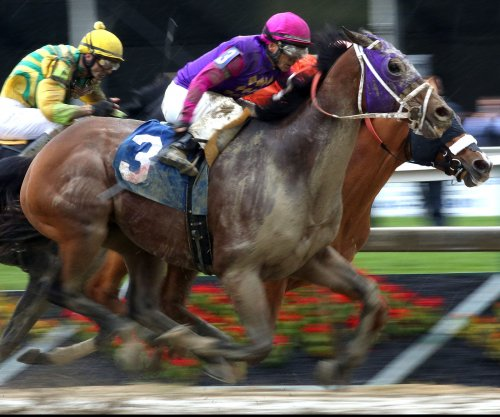 Two horses die at early Preakness Day races