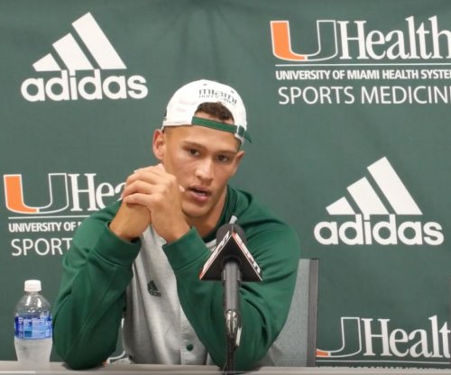 No. 25 Miami routs Appalachian State as Brad Kaaya throws 3 TDs