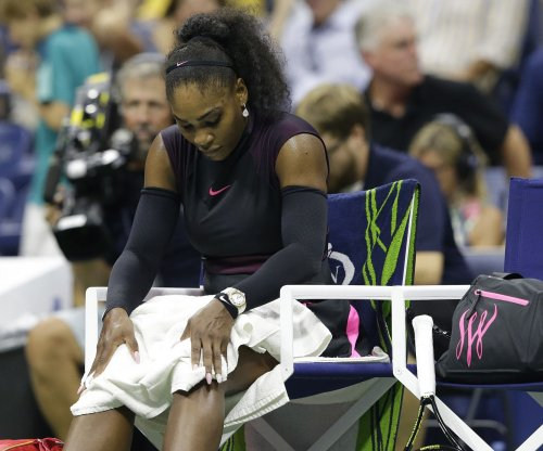 Serena Williams withdraws from two tourneys due to shoulder injury