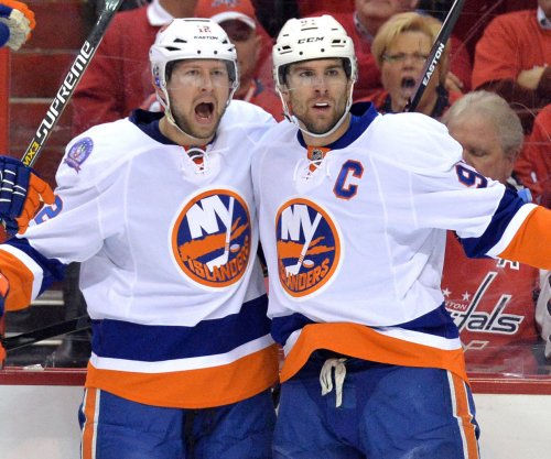 New York Islanders beat Carolina Hurricanes on John Tavares' overtime goal
